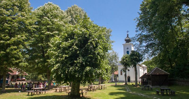 Културно-историјски комплекс Бранковина