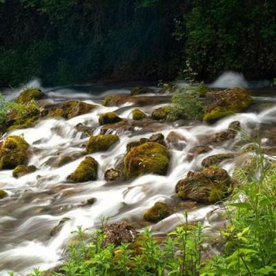 Клисура реке Градац