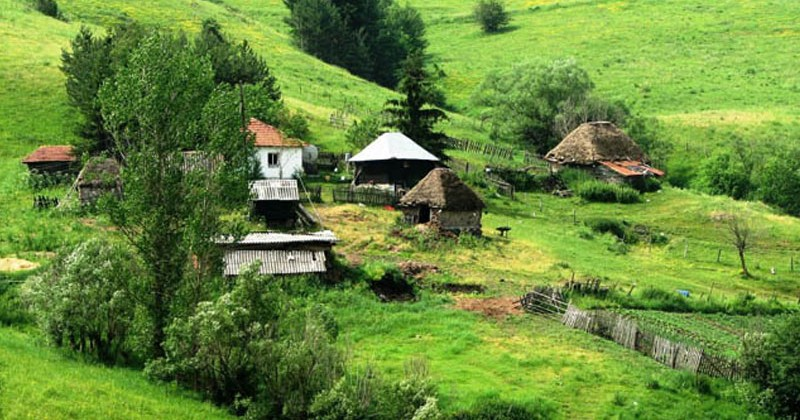 Административна структура руралног подручја Ваљева